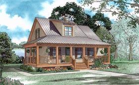 House Plan 62117