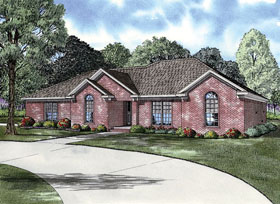 House Plan 62127
