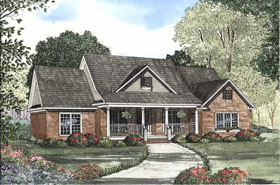 Plan Number 62135 - 2394 Square Feet