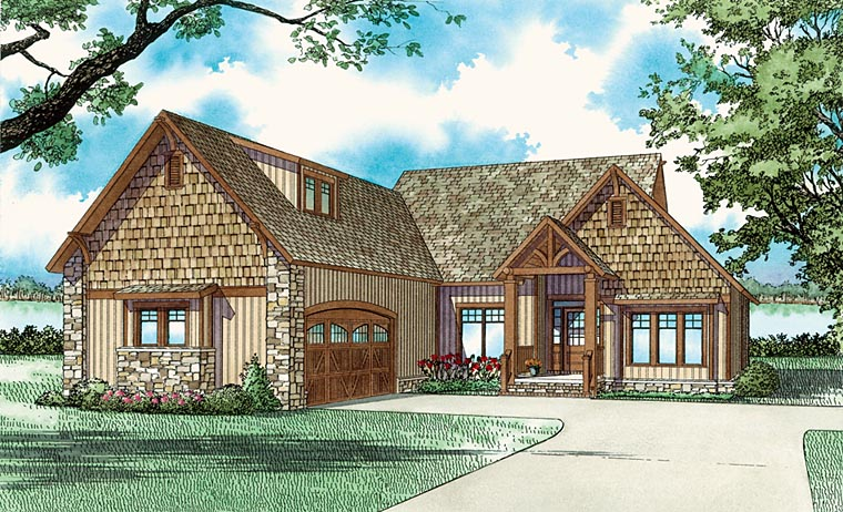 House Plan 62145