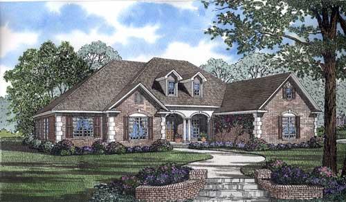 House Plan 62169