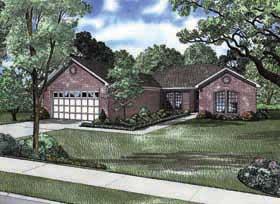 House Plan 62170