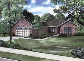 House Plan 62177
