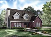 Plan Number 62203 - 2545 Square Feet
