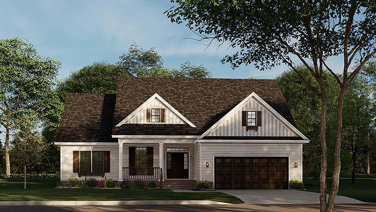 House Plan 62208