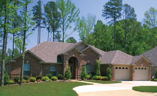 European, Traditional House Plan 62211 with 4 Beds, 3 Baths Picture 1