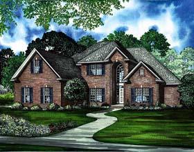 House Plan 62221