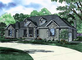 House Plan 62231