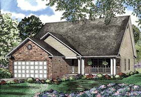 House Plan 62271