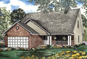 House Plan 62272