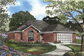 House Plan 62313