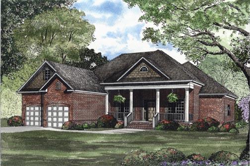 House Plan 62320