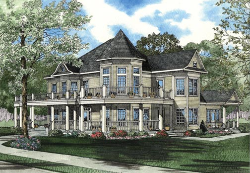 House Plan 62331