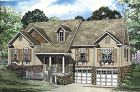 House Plan 62338