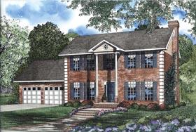 House Plan 62344