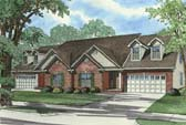 Plan Number 62361 - 4504 Square Feet