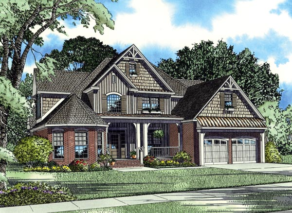 House Plan 62395