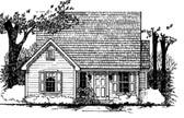 House Plan 62400