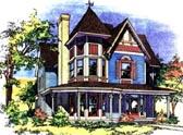 House Plan 62410