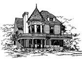 House Plan 62411