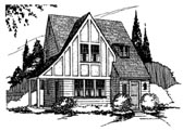 House Plan 62413