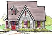 House Plan 62414