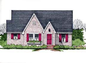 House Plan 62416