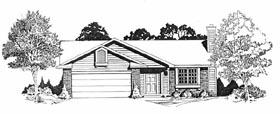 House Plan 62503