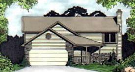 House Plan 62505