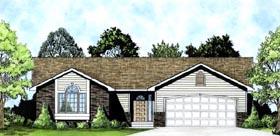 House Plan 62515