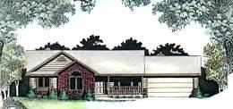House Plan 62532