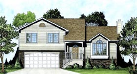 House Plan 62534