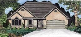 Traditional House Plan 62540 Elevation