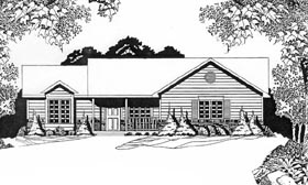 House Plan 62544