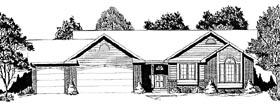 House Plan 62555