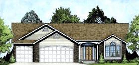 House Plan 62556