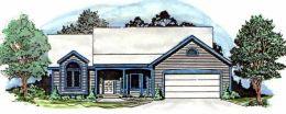 House Plan 62558