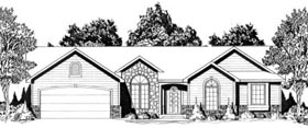 House Plan 62559