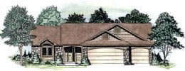Traditional House Plan 62565 Elevation