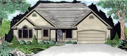 Traditional House Plan 62578 Elevation