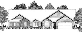 Plan Number 62604 - 2212 Square Feet