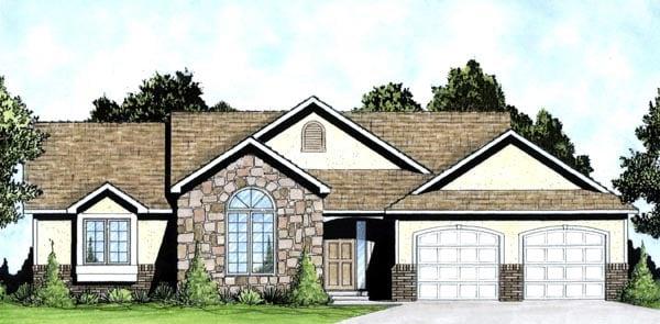 House Plan 62614