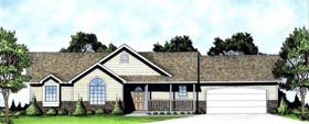 House Plan 62620