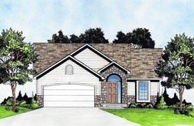 House Plan 62628