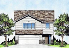 House Plan 62631