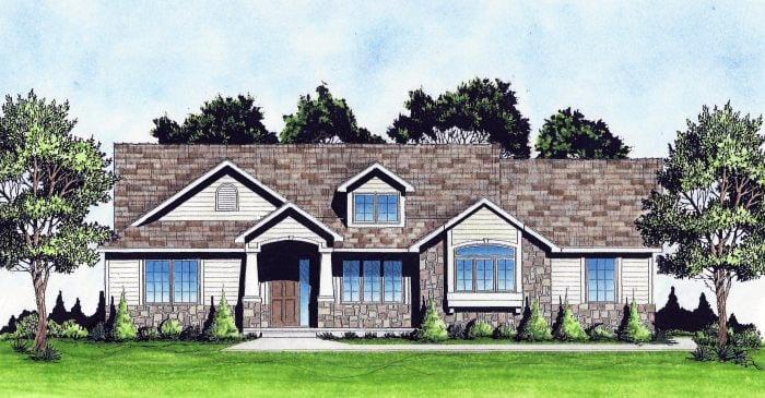 House Plan 62641