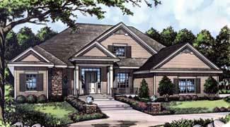 House Plan 63004
