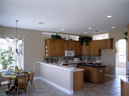 Mediterranean House Plan 63015 with 3 Beds, 3 Baths, 2 Car Garage Picture 4