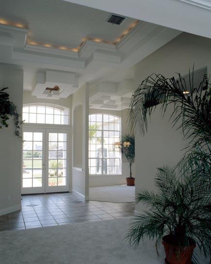 Mediterranean House Plan 63015 with 3 Beds, 3 Baths, 2 Car Garage Picture 5
