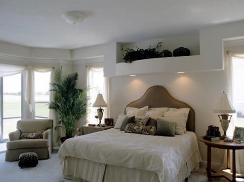 Mediterranean House Plan 63015 with 3 Beds, 3 Baths, 2 Car Garage Picture 6